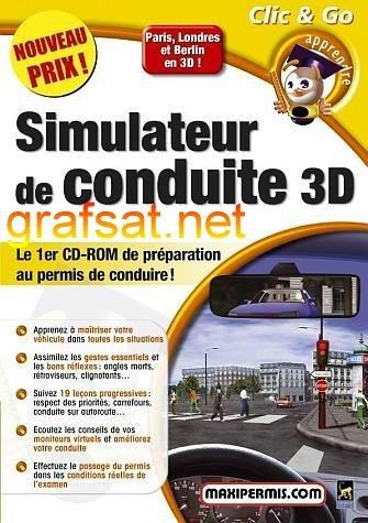 Simulateur De Conduite 3D FR [HF]